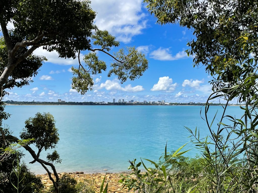 Darwin City from East Point Reserve
