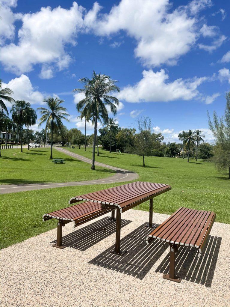 Accessible picnic Darwin