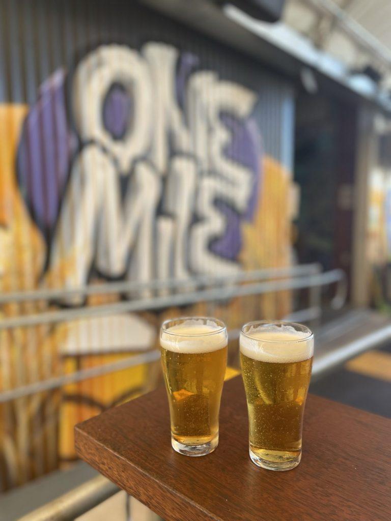 One Mile Beer